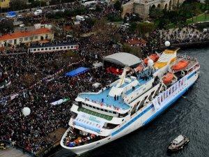 Mavi Marmara'yla ilgili şok karar