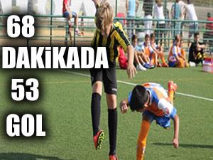 68 dakikada 53 gol