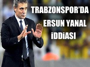 Trabzonspor'da Ersun Yanal iddiası