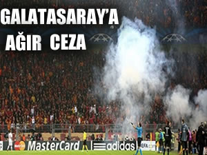 Galatasaray'a ağır fatura