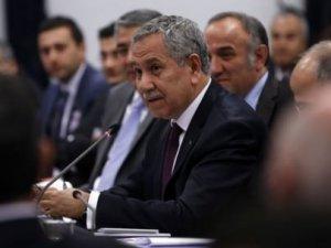 Bülent Arınç'tan 'Fuat Avni' açıklaması