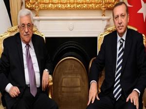 Erdoğan, Abbas ve Meşal'le görüştü
