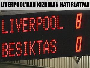 Liverpool'dan 7. yıl hatırlatması
