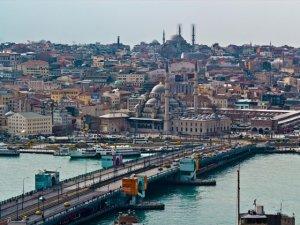 Galata Köprüsü'nün parçaları bulundu