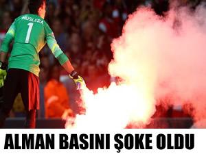 Galatasaray taraftarı şoke etti
