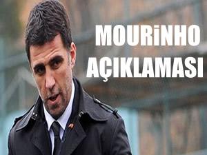 Hakan Şükür'den Mourinho açıklaması