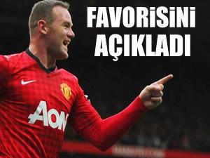 """Rooney'den """"Altın Top"""" açıklaması"""
