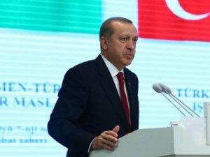 Cumhurbaşkanı Erdoğan'dan İsrail'e sert eleştiri