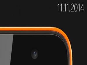 Microsoft Lumia markalı telefon için geri sayım
