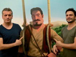 Türkiye'nin ilk 3D animasyon filmi vizyona yetişemedi