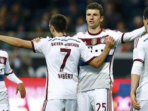 Müller gole doymadı