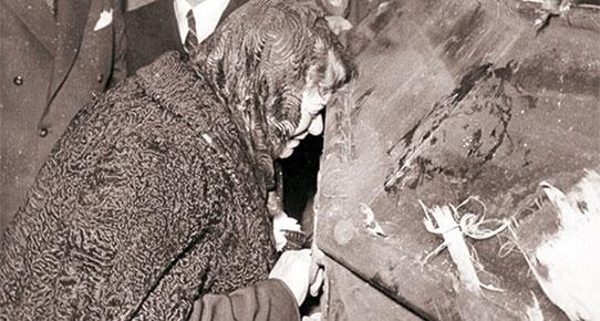 Atatürk'ü gören son kadın..