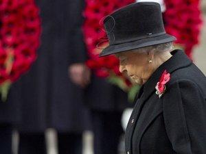 İngiltere'de Birinci Dünya Savaşı'nın 100. yıl dönümü anıldı