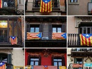 """Katalonya bağımsızlığa """"evet"""" dedi"""