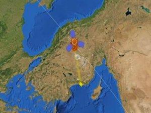 Göktürk-2 uydusu dünya etrafında 10 bin tur attı