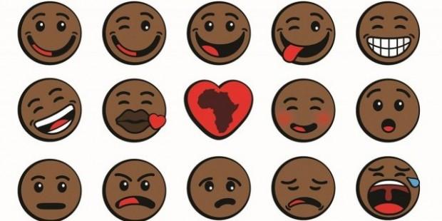 Siyah tenli 'emoji'ler geliyor