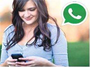 Boşanmada SMS'in yerini WhatsApp aldı!