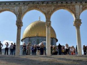 Kudüs'e 100 bin kişiyle tur kampanyası