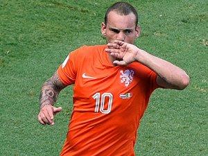 Sneijder: Korkum yok