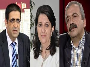 HDP'den çözüm süreciyle ilgili kritik açıklama!
