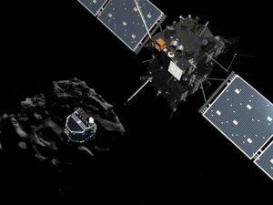 Rosetta uzay aracı 67P kuyruklu yıldızına 'kondu' indirecek