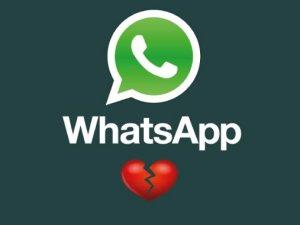 Whatsapp yuva yıkıyor