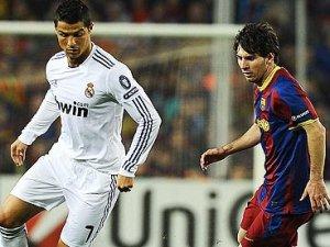 Ronaldo'dan Messi'ye küfürlü lakap