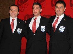 FIFA kokartı takacak hakemler belli oldu