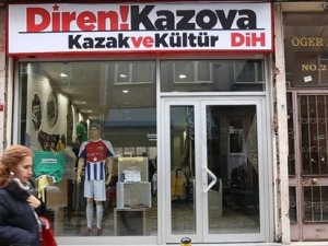 Kazova işçileri fabrika kuruyor