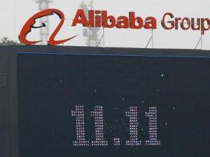 Alibaba rekor kırdı
