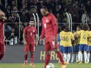 """""""Bizim sıkletimiz Brezilya değil"""""""