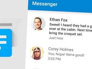 Google 'Messenger' uygulamasını yayınladı