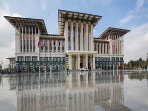 Cumhurbaşkanlığı Sarayı'nda tartışmalar bitti