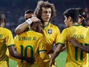 Brezilyalı futbolculara yevmiye