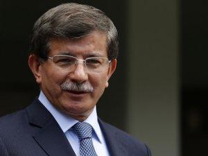 Başbakan Davutoğlu'ndan istifa açıklaması