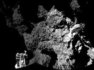 Uzay modülü Philae'nin şarjı bitebilir