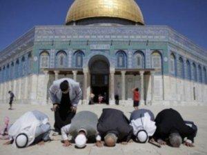 İsrail Mescid-i Aksa'da geri adım attı