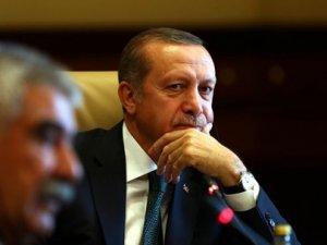 Cumhurbaşkanı Erdoğan Ezidileri kabul etti
