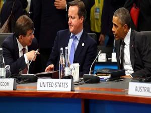 Başbakan Davutoğlu, Barack Obama ile görüştü