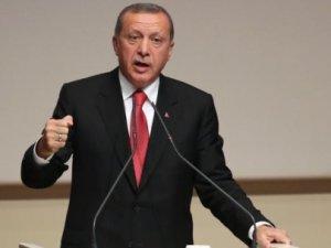 Erdoğan: Sinsice planlar yapılıyor