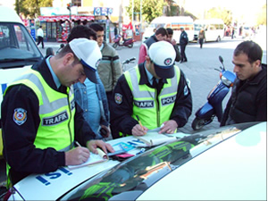 Sürücüler dikkat: Cezası 519 lira