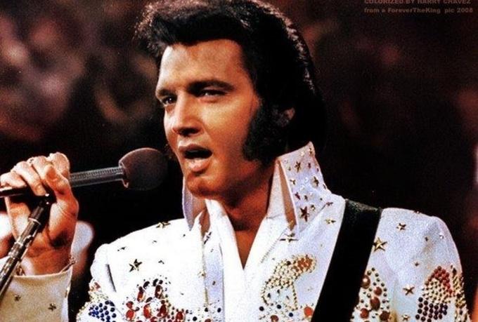 18 yaşındaki Elvis Presley'nin ses kaydı ortaya çıktı