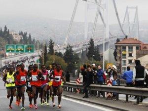 İstanbul Maratonu'nda birinciler belli oldu!
