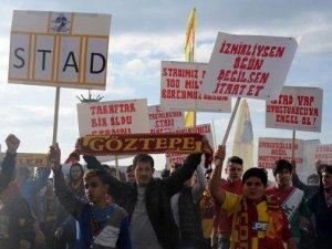 'Saraya değil, stada yatırım yapın'