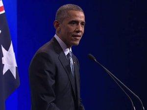 Obama'dan Esad sorusuna net yanıt!
