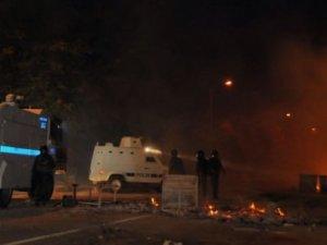 Diyarbakır'da gergin gece!