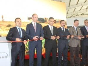 MAN Konya Satış ve Servis Merkezi Açıldı