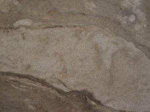 5 bin yıl öncesine ait ayak izleri