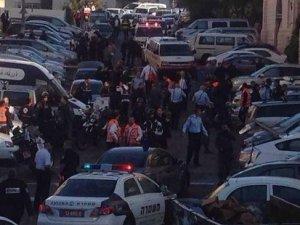 Kudüs'te sinagoga saldırı: 4 ölü