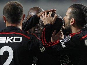 Beşiktaş maça doyacak